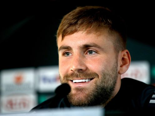 Luke Shaw says Manchester United have more to give (Martin Rickett/PA)