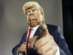 Spitting Image's Donald Trump puppet (Avalon/Mark Harrison/PA)