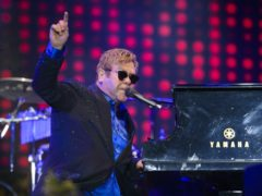Sir Elton John (Matt Crossick/PA)