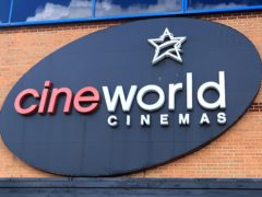 Cineworld announced it will close 127 Cineworld and Picturehouse sites in the UK as of Thursday this week (Mike Egerton/PA)
