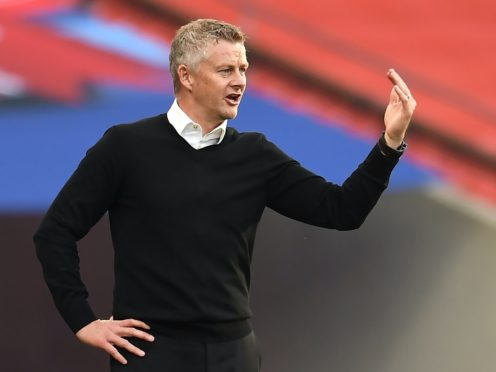 Ole Gunnar Solskjaer is approaching his 100th match in charge (Andy Rain/NMC Pool)