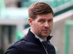 Steven Gerrard has called on his Rangers players to earn better contracts (Andrew Milligan/PA)