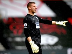 Sam Johnstone is expected to make his 100th appearance for West Brom on Monday (Mike Hewitt/PA)