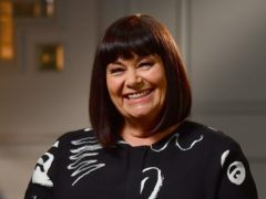 Dawn French on The Andrew Marr Show (Jeff Overs/BBC/PA)
