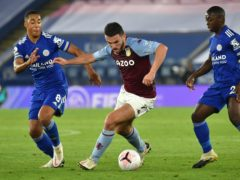 Aston Villa's John McGinn has contributed four assists and one goal in the Premier League so far this term (Rui Vieira/PA)