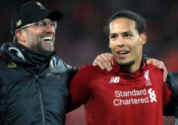Liverpool manager Jurgen Klopp is impressed with the way his side is coping without injured talisman Virgil van Dijk.