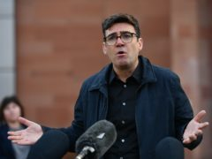Mayor of Greater Manchester Andy Burnham questioned why the offer was not 'on the table' during his talks with the Prime Minister this week (Jacob King/PA)