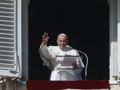 Pope Francis (AP)