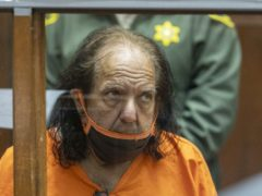 Adult film star Ron Jeremy has pleaded not guilty to seven new counts of sexual assault, prosecutors in Los Angeles said (David McNew/Pool Photo via AP, File)