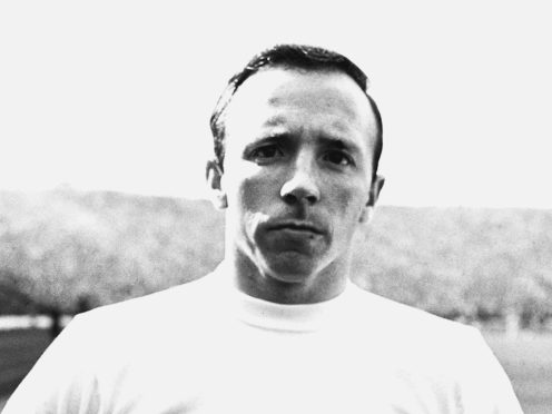 England 1966 World Cup winner Nobby Stiles has died aged 78 (PA Archive)
