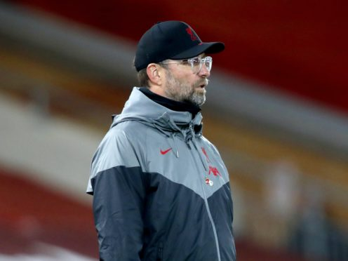 Jurgen Klopp hailed his team after the win over West Ham (Clive Brunskill/PA)