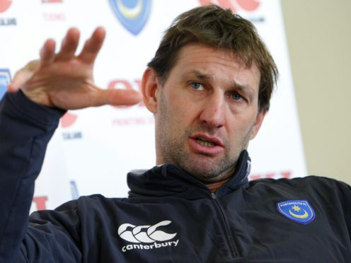 Tony Adams managed Portsmouth for a short spell (Chris Ison/PA)