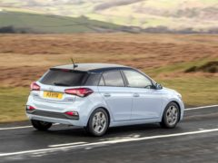 Hyundai's i20 is a perhaps overlooked but quality option (Hyundai)