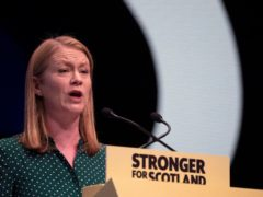 Social Security Secretary Shirley-Anne Somerville vowed there will be no private sector involvement in assessments for Scottish disability benefits (Jane Barlow/PA)
