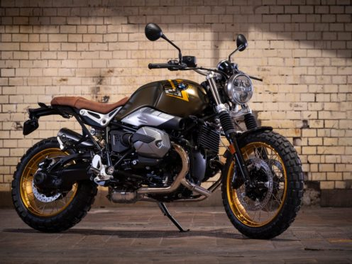 The R nineT brings retro looks with modern technology