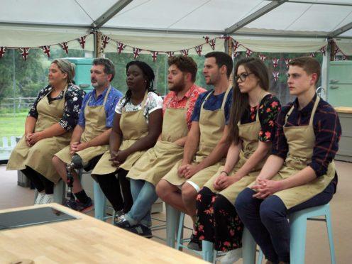 Bake Off contestants (C4/Love Productions/Mark Bourdillon)