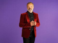 The Graham Norton Show is back with a new series on October 2 (So Television/Christopher Baines/PA)