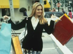 Alicia Silverstone (Paramount Pictures/PA)