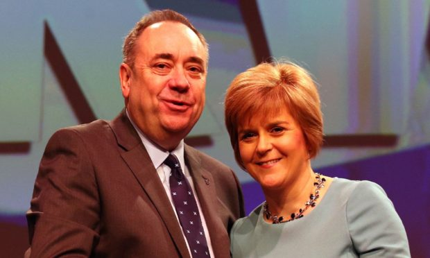 'I've got nothing to hide here': Nicola Sturgeon denies Alex Salmond cover-up allegations
