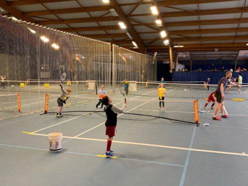 Indoors tennis centres such as Bromley face an uncertain future (LTA handout)