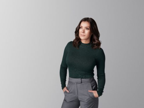 Kym Marsh is backing a campaign tackling domestic abuse (A+E)