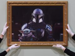 The Mandalorian And The Child (Stuart Wilson/Getty/Disney+)