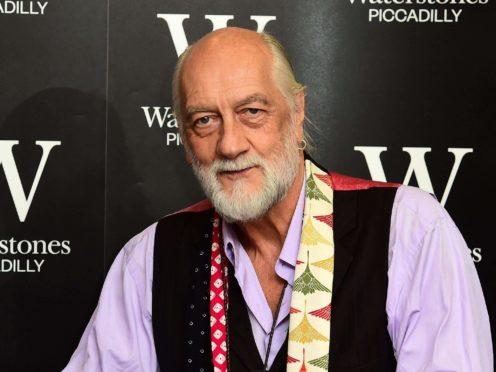 Mick Fleetwood has made his TikTok debut (Ian West/PA)