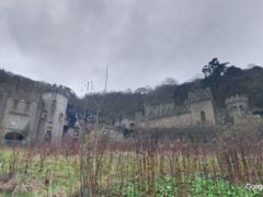 Gwrych Castle will be the temporary home of I'm A Celebrity this year (Google Maps/PA)