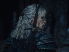 Netflix has released the first images of Henry Cavill from the second season of The Witcher (Netflix/PA)