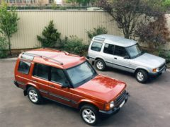 The Discovery has been a mainstay of Land Rover's line-up for many years