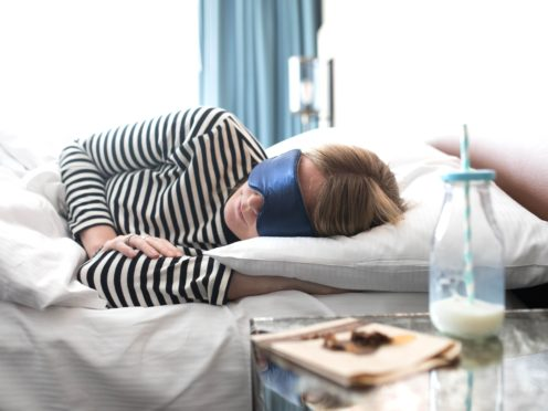 Research has shown sleep and dreams have been affected by the pandemic (PA)