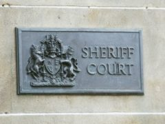 The man is due to appear at Hamilton Sheriff Court on Friday (PA)