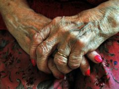 Government guidance for care homes in England says that outside visits should only be considered for residents of working age (John Stillwell/PA)
