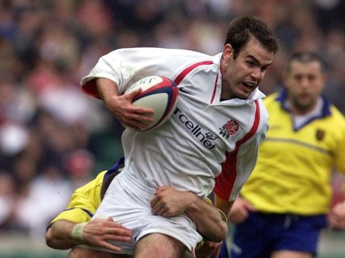 Charlie Hodgson starred as England thrashed Romania in 2001 (David Davies/PA)