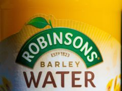 Robinsons owner Britvic has seen a fall in profits but been boosted by customers turning to healthy drinks (Dominic Lipinski/PA)