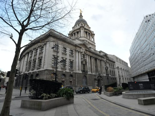 The trial is taking place at the Old Bailey (Nick Ansell/PA)