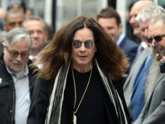 Black Sabbath frontman Ozzy Osbourne said his family's fame reached new heights when their reality TV show aired (PA)