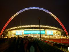 Wembley will host England's match against Iceland (PA)