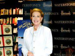 Dame Julie Andrews (James Carr/PA)