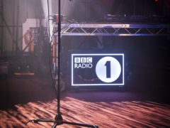 Radio 1 to team up with British Forces Broadcasting Service (David Jensen/PA)
