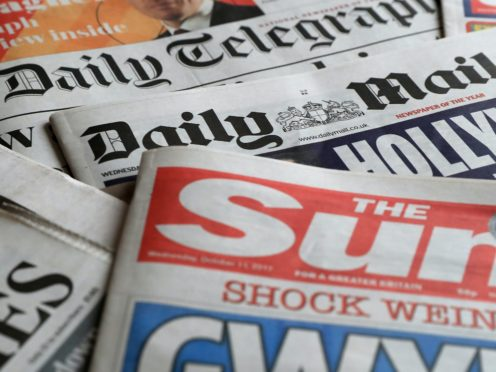 What the papers say – November 2 (PA)