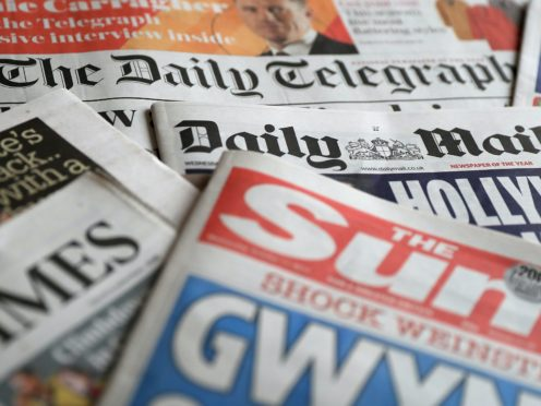 What the papers say – November 28 (PA)