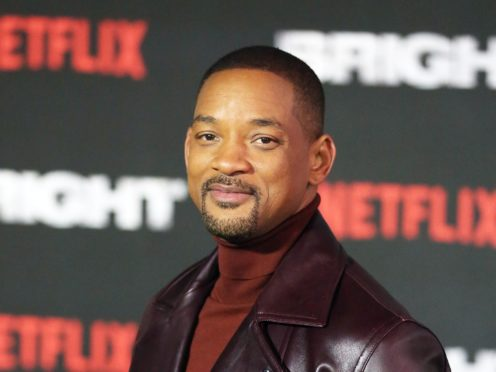 Will Smith and his Fresh Prince Of Bel-Air co-stars paid an emotional tribute to the late James Avery during a reunion for the show (Isabel Infantes/PA)