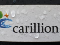 Carillion collapsed into administration in 2018 (PA)