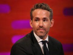 Ryan Reynolds (So TV/Isabel Infantes/PA)