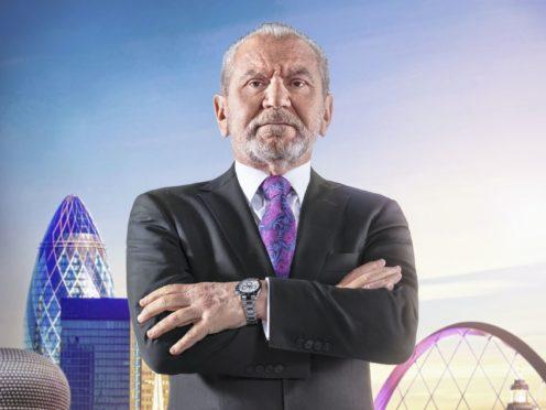 Lord Sugar (BBC/PA)