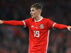 David Brooks scored his second goal for Wales in their 1-0 victory over the Republic of Ireland (Mike Egerton/PA)