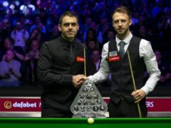 Ronnie O'Sullivan and Judd Trump will meet again in the Northern Ireland Open final (Steven Paston/PA)