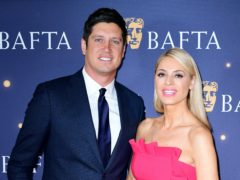 Vernon Kay and Tess Daly (Ian West/PA)