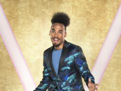 Former Strictly Come Dancing contestant Dev Griffin is leaving Radio 1 (Ray Burmiston/BBC)